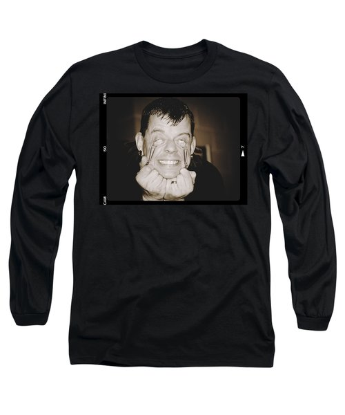 Long Sleeve T-Shirt featuring the photograph Painful by Alice Gipson