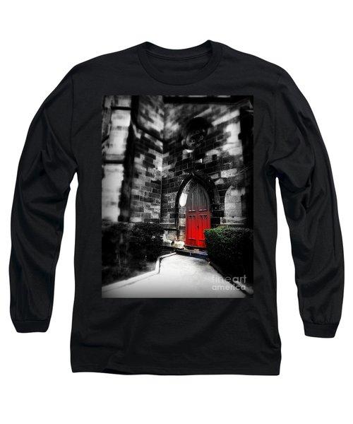 Paint It Black Long Sleeve T-Shirt