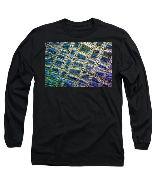 Painted Streets Number 1 Long Sleeve T-Shirt