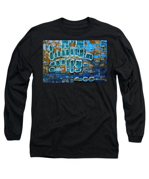 Painted Windows Number 1 Long Sleeve T-Shirt
