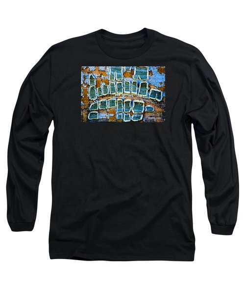 Painted Windows Number 2 Long Sleeve T-Shirt