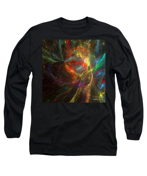 Painting The Heavens  Long Sleeve T-Shirt