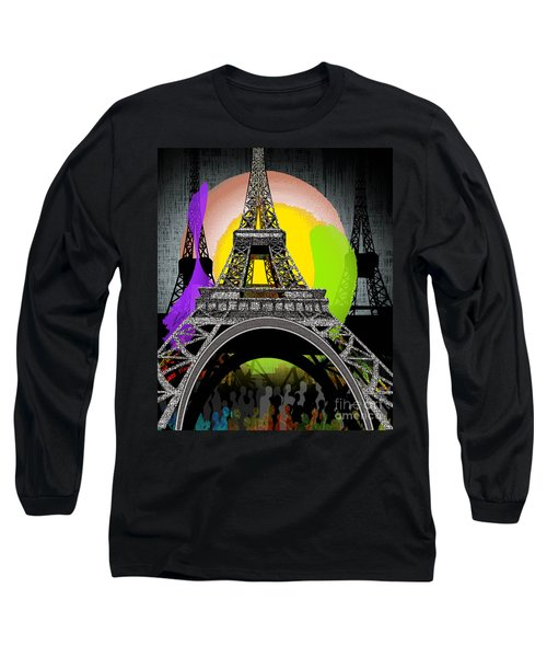 Paree Long Sleeve T-Shirt