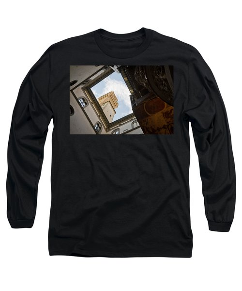 Palazzo Vecchio Long Sleeve T-Shirt