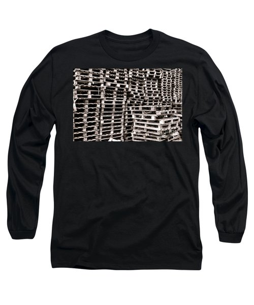 Pallets  Long Sleeve T-Shirt