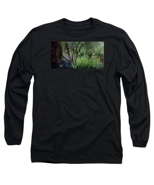 Palm Desert Museum Of Art Long Sleeve T-Shirt by Sherri's Of Palm Springs