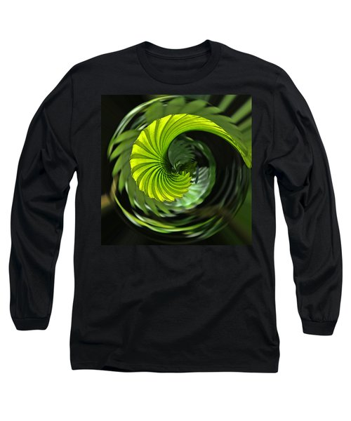 Palmetto Nautilus Long Sleeve T-Shirt