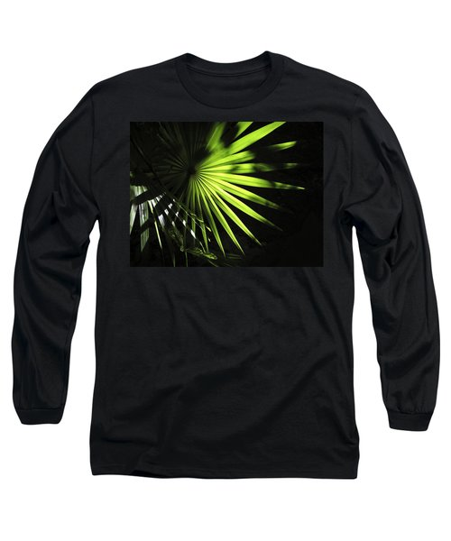 Palmetto And Rays Long Sleeve T-Shirt
