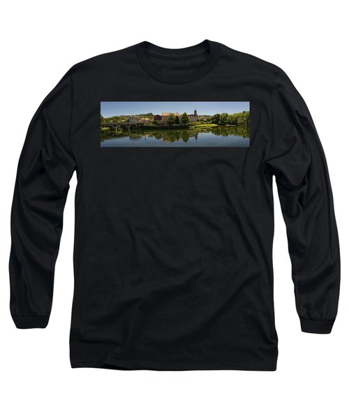 Panoramic Landscape Long Sleeve T-Shirt