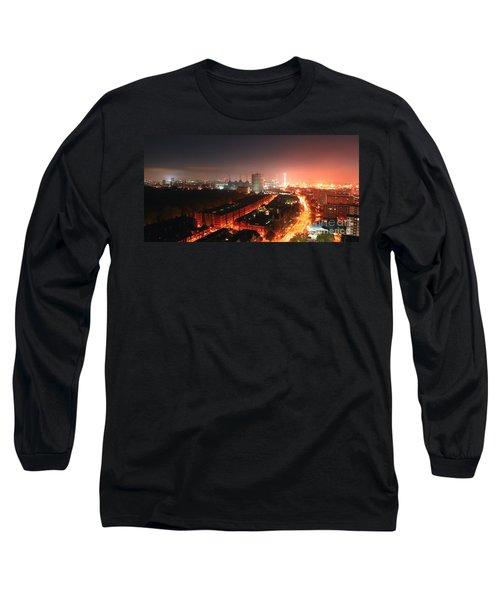 Panoramic London Long Sleeve T-Shirt