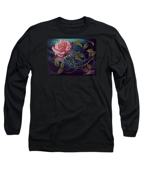 Papalotl Rosalis Long Sleeve T-Shirt