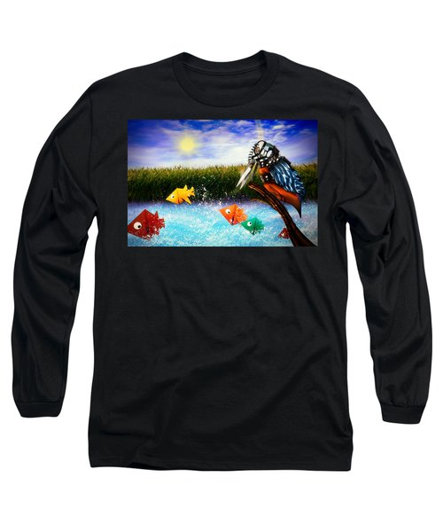 Paper Dreams Long Sleeve T-Shirt