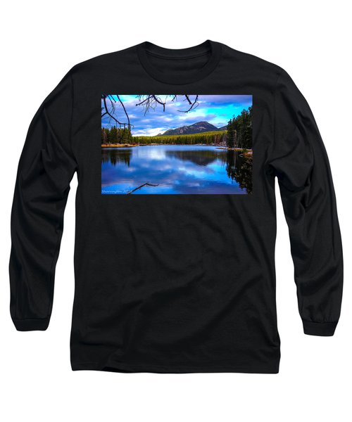Long Sleeve T-Shirt featuring the photograph Paradise 2 by Shannon Harrington