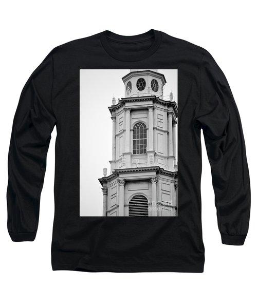 Park Street Church Boston Long Sleeve T-Shirt