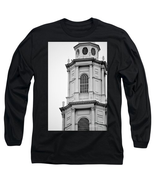 Park Street Church Boston Long Sleeve T-Shirt
