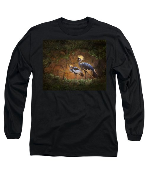 Partners In Paradise Long Sleeve T-Shirt