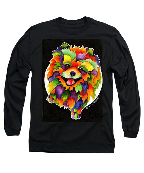 Party Pom Long Sleeve T-Shirt