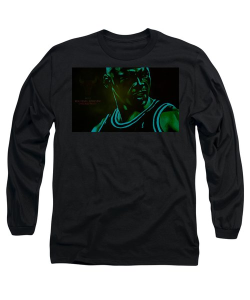 Long Sleeve T-Shirt featuring the digital art Passion by Brian Reaves
