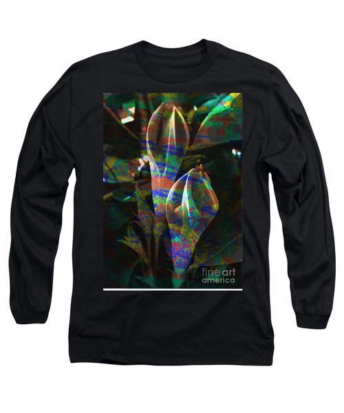 Passion Flowers Long Sleeve T-Shirt