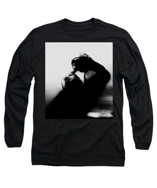 Passion Long Sleeve T-Shirt by Jessica Shelton