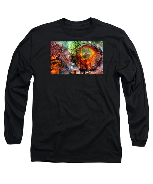 Past Or Future? Long Sleeve T-Shirt