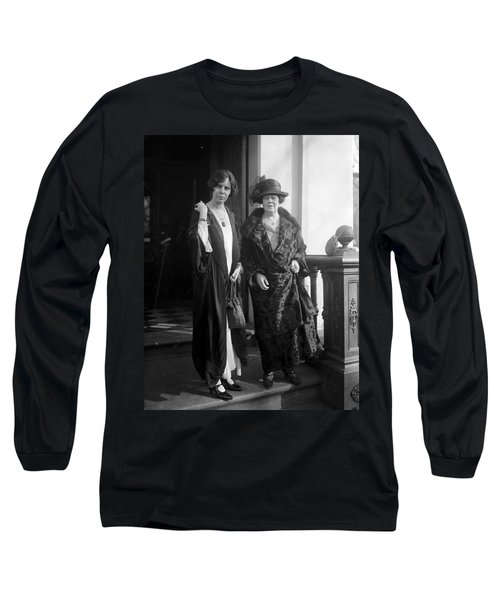 Paul & Belmont, 1923 Long Sleeve T-Shirt by Granger