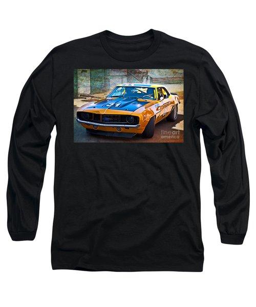 Paul Stubber Camaro Long Sleeve T-Shirt