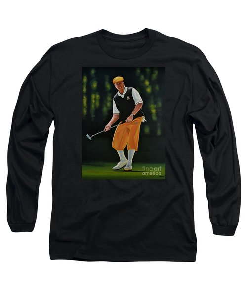 Payne Stewart Long Sleeve T-Shirt