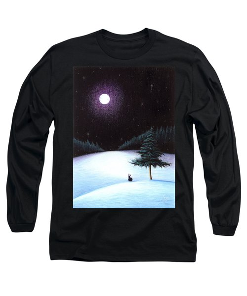 Peace Long Sleeve T-Shirt by Danielle R T Haney