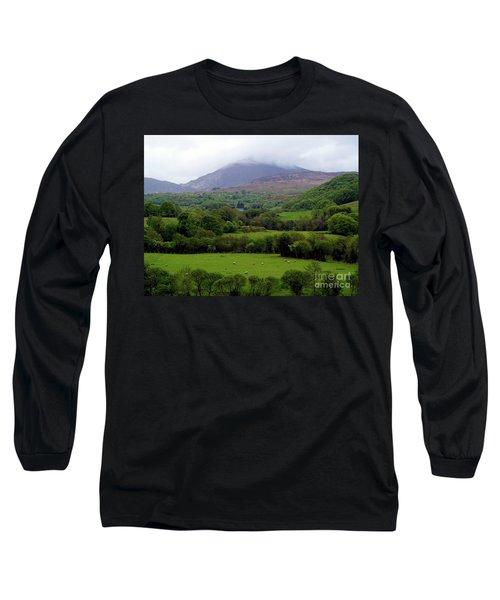 Peace On The Emerald Isle Long Sleeve T-Shirt