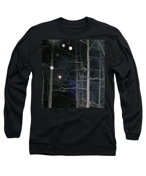 Long Sleeve T-Shirt featuring the photograph Peaceful Spirits Passing by Pamela Hyde Wilson