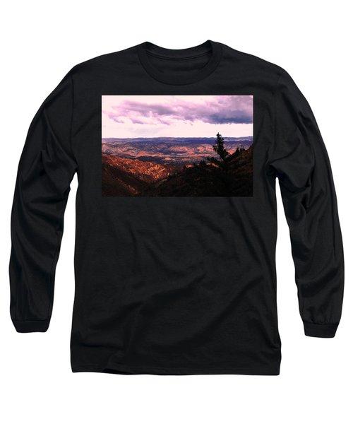 Peaceful Valley Long Sleeve T-Shirt by Matt Harang