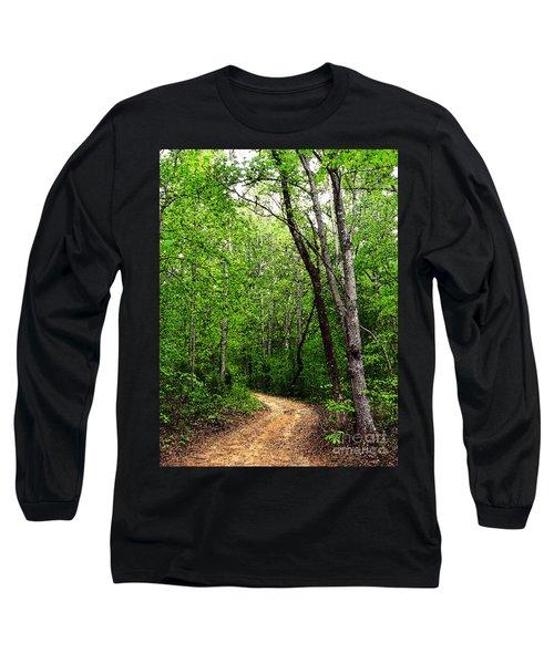 Peaceful Walk Long Sleeve T-Shirt
