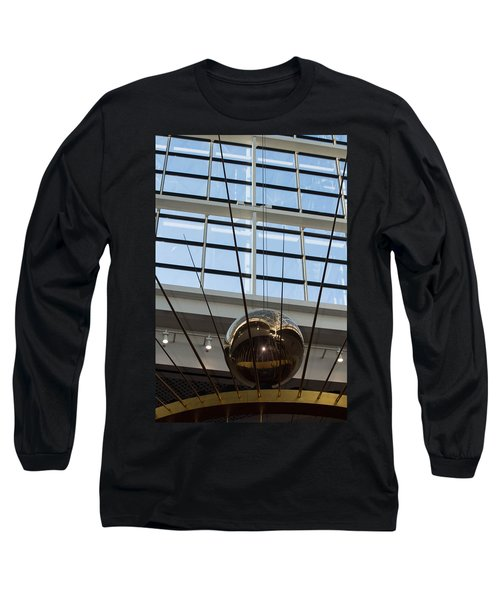 Long Sleeve T-Shirt featuring the photograph Pendulum by Patricia Babbitt