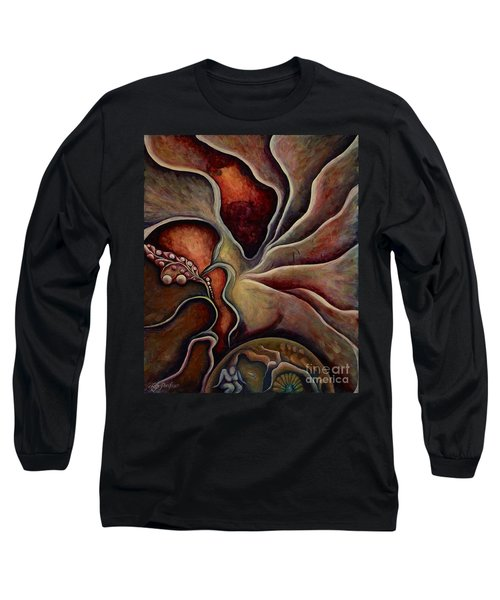 Pentecost Of Humanity Long Sleeve T-Shirt