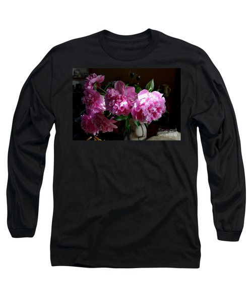 Peonies2 Long Sleeve T-Shirt