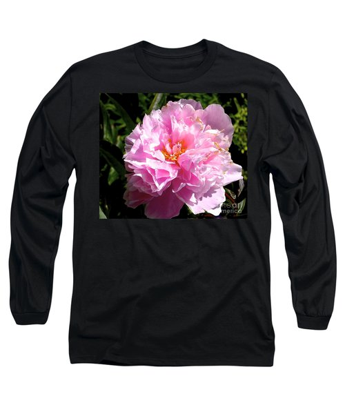 Peony Long Sleeve T-Shirt by Sher Nasser