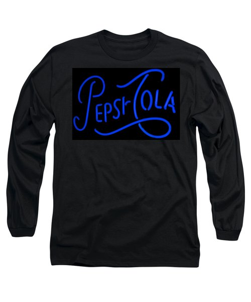 Pepsi Cola Neon Long Sleeve T-Shirt