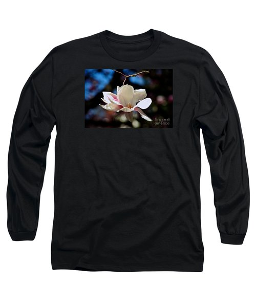 Perfect Bloom Magnolia Long Sleeve T-Shirt