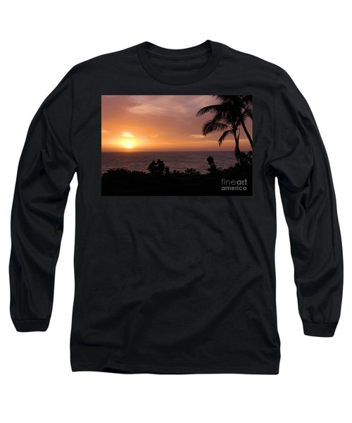 Perfect End To A Day Long Sleeve T-Shirt by Suzanne Luft