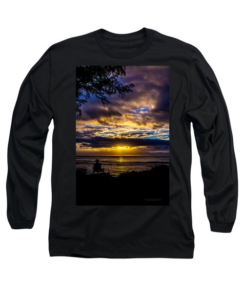 Perfect Morning Long Sleeve T-Shirt