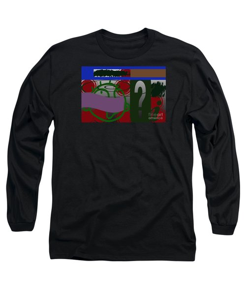 Long Sleeve T-Shirt featuring the photograph Persistence by Tina M Wenger