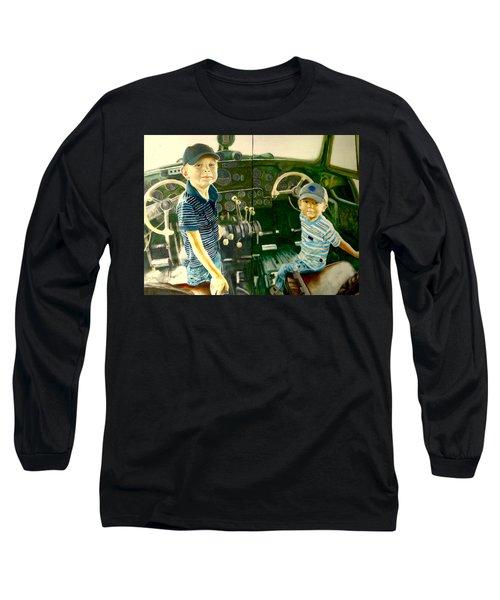 Personnel Long Sleeve T-Shirt by Henryk Gorecki
