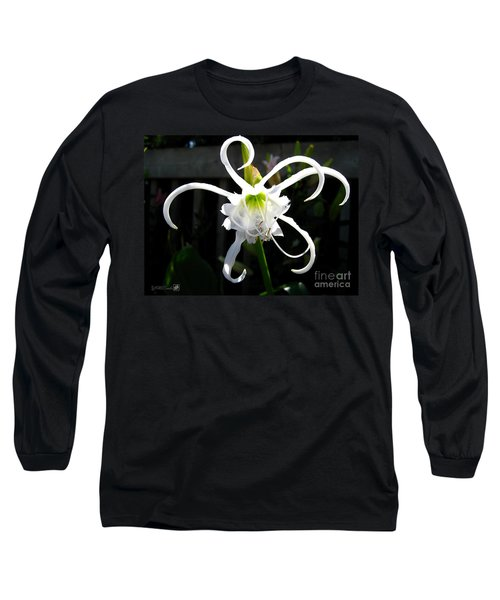 Peruvian Daffodil Named Advance Long Sleeve T-Shirt by J McCombie
