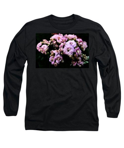 Petite And Pink Long Sleeve T-Shirt