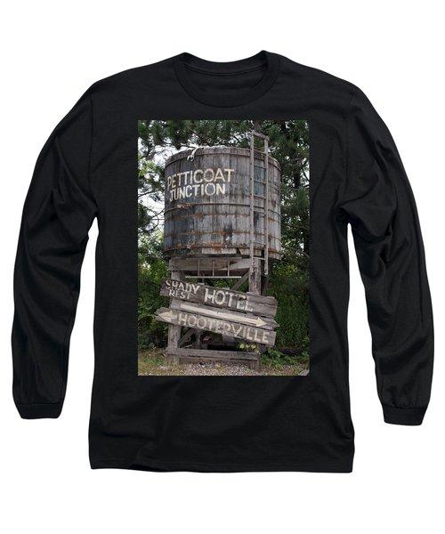 Petticoat Junction Long Sleeve T-Shirt
