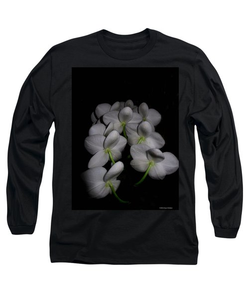 Phalaenopsis Backs Long Sleeve T-Shirt