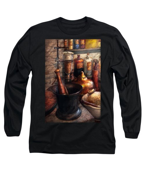 Pharmacy - Pestle - Pharmacology Long Sleeve T-Shirt
