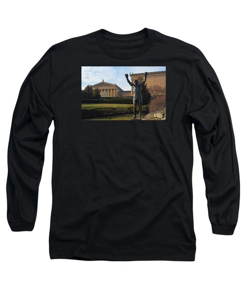 Philadelphia - Rocky  Long Sleeve T-Shirt