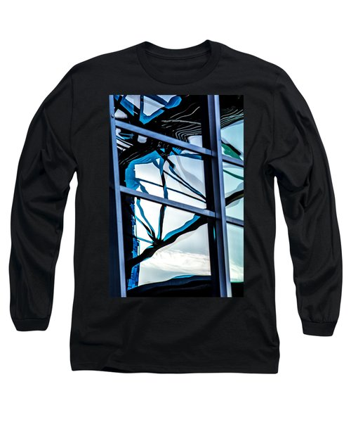 Phoenix Window Reflecting Grids Long Sleeve T-Shirt